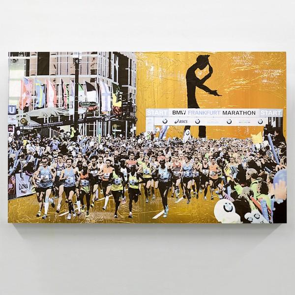 Startbild Frankfurt Marathon